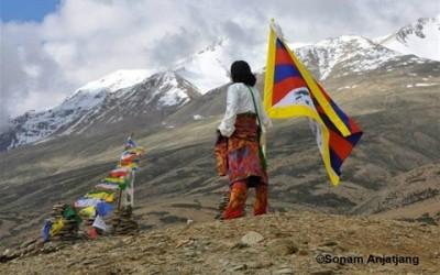 """Walk for Tibet"" de Nijmeegse Vierdaagse 2016"