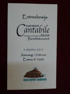 Kamerkoor Cantabile