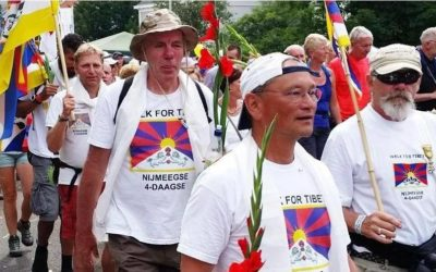 Walk for Tibet