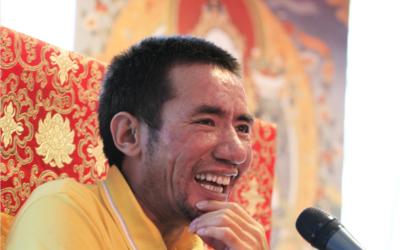 Een interview met Lama Jigme Namgyal
